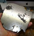 SLICE OF CAMPO DEL CIELO METEORITE SLAB 660 GMS 15 POUNDS STAND SILICATE