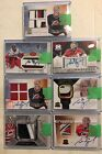 Cam Ward The Cup Signature Patches Limited logos Swatches Quad Lot Nice Lot