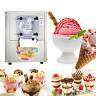 Commercial Hard Ice Cream Making Machine 20L h Stainless Steel Ice Cream Maker