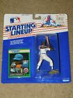 1989 KENNER STARTING LINEUP DARRYL STRAWBERRY (New In Package)