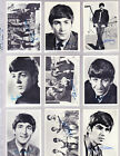 1964 Topps Beatles Black and White 1st Series Trading Cards 13
