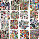 Mix lot Graffiti Decals Skateboard Laptop Luggage car Guitar bicycle Stickers