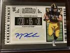 TJ Hockenson-Panini Contenders RC Auto College Ticket