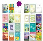 Value Pack Assorted All Occasion Cards Box Set of 20 Different Designed