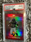 Adrian Peterson 2007 Topps Chrome Red Refractor 139 PSA 10