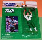 1996 KYLE BRADY New York Jets NM+ Rookie * FREE s/h * sole Starting Lineup