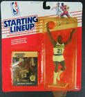 STARTING LINEUP WAYMAN TISDALE INDIANA PACERS BASKETBALL 1988 ON CARD
