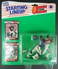 STARTING LINEUP ONE ON ONE SINGLETARY & QUICK FOOTBALL 1989 ON CARD