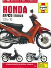 Honda Anf125 Innova Scooter (03 - 12) by Matthew Coombs 9781844259267