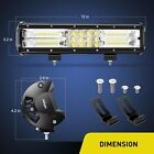 Nilight Led Lights 3.6 5 12 15 26 37 Bar Spot Flood Combo Driving Atv 4wd