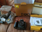 Nikon D90 Digital SLR camera, body only. Great condition.