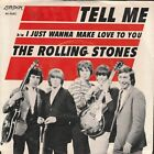 The Rolling Stones US London 9682 Tell Me I Just Wanna Make Love w Picture Slv