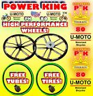 2 STROKE 48cc 49cc 50cc 66cc 80cc Motorized Bike Tires For Bicycles And Kits