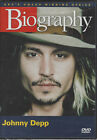 Biography Johnny Depp DVD 2006 NIP HARD TO FIND RARE