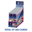 Topps 2018-19 Match Attax Champions League Cards - 24-Pack Box 15 Cards per Pack