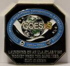 GOES S COIN SPACE MISSION LAUNCH NASA NOAA USAF ULA LAUNCH BASE TEAM