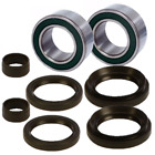 Honda FourTrax Rancher 4x4 ES BOTH Front Wheel Bearings & Seals Kit 25-1513(2)