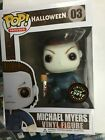 RARE Michael Myers CHASE Funko Pop Vinyl Glow Limited Edition 03 Action Figure