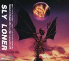 SLY - Loner (NEW Japan CD) - S/T 1997 Loudness EZO Anthem Dead End Earthshaker