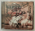 TESLA - Into The Now [AUTOGRAPHED] RARE Sanctuary 06076-84637-2 / TOMMY SKEOCH
