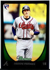 Freddie Freeman Rookie Cards Checklist and Memorabilia Guide 22