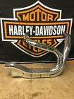 Harley Davidson Dyna Street Fat Bob FXDF Exhaust Header Pipes USED Oem Factory