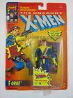 Uncanny X Men FORGE Action Figure w RARE Brown Holster Marvel Toy Biz 1992