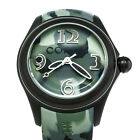 Corum Bubble 47mm Green Camo Camouflage PVD Steel Automatic Watch L082/03303