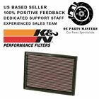 K&N Air Filter for 2006-2017 MERCEDES BENZ/DODGE SPRINTER models PN: 33-2391