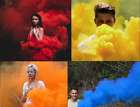 Color Smoke Bombs Photography 4pcs Sticks Blue Yellow Orange Red WICK Effects