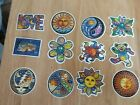 Hippies Style Decal Stickers