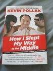 Signed Kevin Pollak How I Slept My Way to the Middle HCDJ 1st Usual Suspects