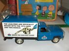 Amoco Gas-Chevy Toy Truck Bank`1975`Joseph Ertl-7 1/2'' Long,Complete-Free To US
