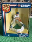 CUBS WIN!! RYNE SANDBERG Wrigley Field 1992*MINT*NEW IN BOX*PRIORITY SHIPPED