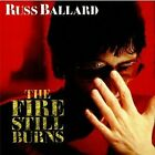 RUSS BALLARD-THE FIRE STILL BURNS-JAPAN MINI LP CD BONUS TRACK Fi83 Japan