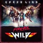 CRAZY LIXX-FOREVER WILD-JAPAN CD F83 Japan