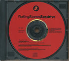 Rolling Stones Sexdrive + Love is Strong + Out of Control + Don't RARE promo CDs