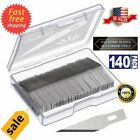 140 pcs for X ACTO Knife Scoring Sharp Blades EXacto Set Pack Hobby Crafts Arts