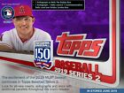 2019 Topps Series 2 baseball sealed hobby 12-box CASE w silver 12 silver pack(s)