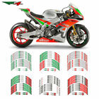For APRILIA RSV4 Motorcycle wheel paster Motorcycle accessories Stripes Sticker