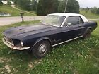 1967 Ford Mustang 1967 Mustang Coupe