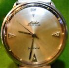 VINTAGE MIDO SWISS MADE, OCEAN STAR, STAINLESS, POWERWIND, WRIST WATCH-RUNNING