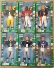 1998 Starting Lineup Football 12 Fully Poseable Figure Set John Elway Jerry Rice