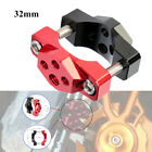 Motorcycle Engine Bumper Bar Bracket Mount Base Clamp Adapter M8+6for Light Lamp