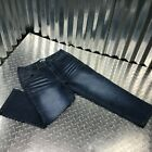 Cato Womens Capri Jeans Size 6 Medium Wash Vintage Inspired Button Back Pockets