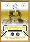 Ben Roethlisberger Card and Autograph Memorabilia Guide 20