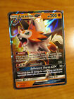 NM Pokemon LYCANROC GX Card TEAM UP Set 82 181 SM Sun and Moon Ultra Rare