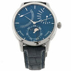 Maurice Lacroix Masterpiece Retrograde Moon Phase MP6528-SS001-430 MSRP $5000
