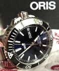 Oris Aquis Date Blue Dial Day Date Stainless Steel Men's Watch 75277334135MB