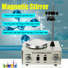 79-1 Hotplate Magnetic Stirrer Mixer Lab With Heating Plate 1000ml Dual Control